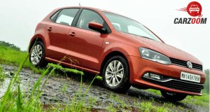 2016 Volkswagen Polo Side View