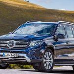 Mercedes-Benz GLS Exterior