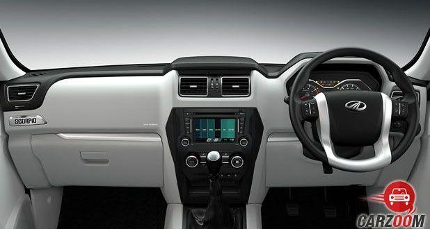 Mahindra Scorpio Intelli Hybrid Dashboard