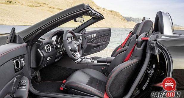 Mercedes-Benz AMG SLC Interior View