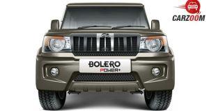 Mahindra Bolero Power Plus Front
