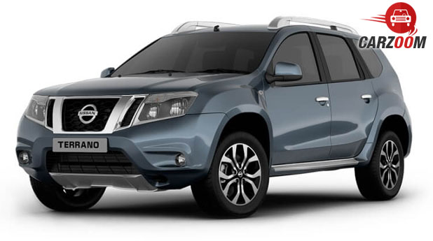Nissan Terrano AMT View