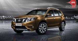 Nissan Terrano AMT Pre Booking