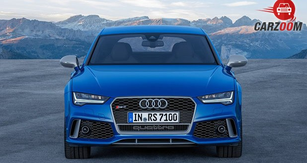 Audi RS7 Performance Sportback Front
