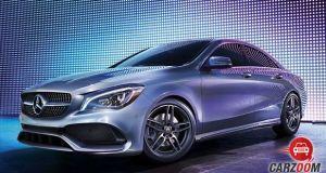 Mercedes-Benz CLA Facelift