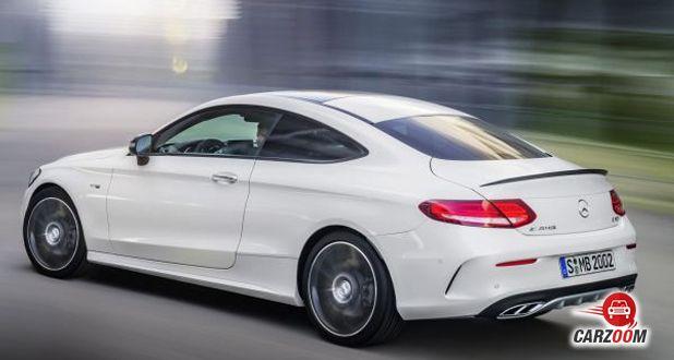 Mercedes-AMG-C43-rear