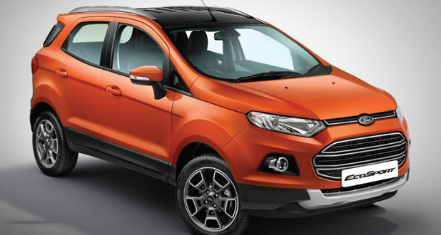 Ford launches EcoSport Platinum Edition in India at Rs 10.39 Lakh