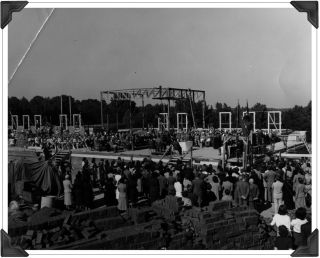 The Laying of the Cornerstone, 1951