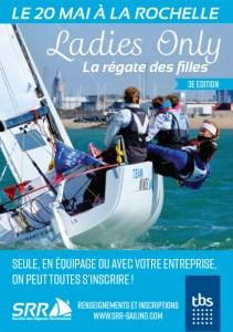 Régate : ladies only @ La Rochelle