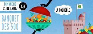 Banquet des 500 @ Parc de Laleu | La Rochelle | Nouvelle-Aquitaine | France