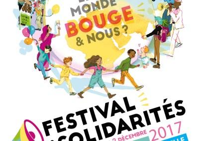 Demandez le programme… du Festival des Solidarités !