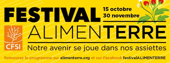 Festival AlimenTERRE 2020, les projections à La Rochelle et aux alentours