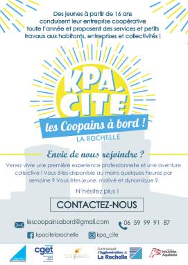KPA-Cité recrute !