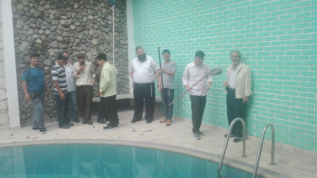 Nueva mikve en Colombia