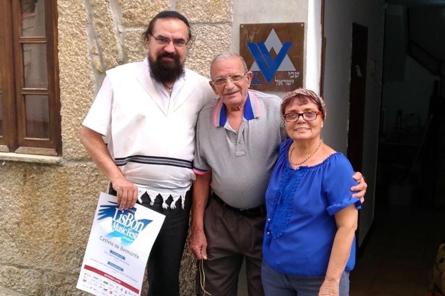Cura para los habitantes de Belmonte
