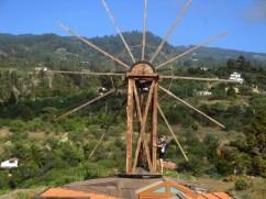 Molino de Buracas, Las Tricias (Garafia)