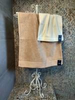 σετ_πετσέτες_μπάνιου_τριών_τεμαχίων_πετσέτα_cotton_βαμβακερές_gant_beige_εκρού_δώρο_γάμου_λευκά_είδη_πάτρα