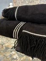 σετ_πετσέτες_black_bamboo_διαμάντια_λευκά_είδη_πάτρα