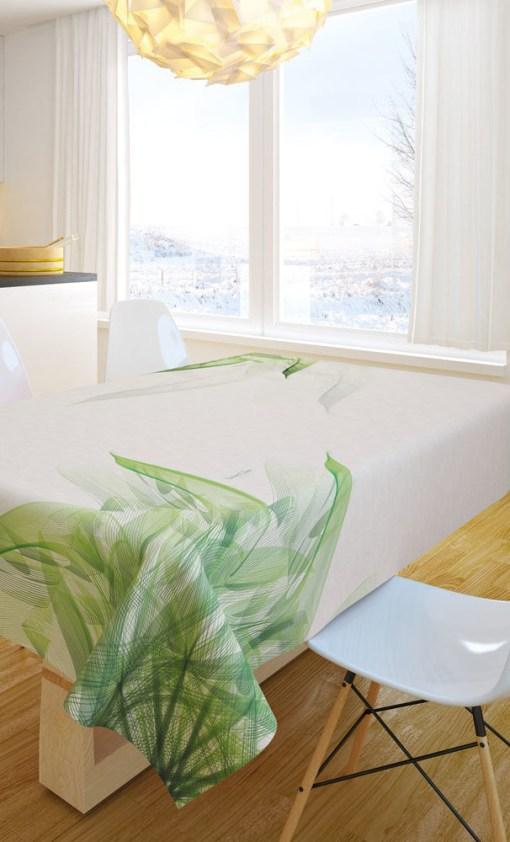 τραπεζομάντηλο-αλέκιαστο-αδιάβροχο-145×180-saint-clair-1018-verde