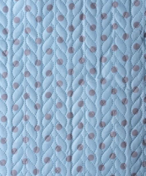 κουβερλί-μονό-σετ-160×220-πουά-dot-aqua