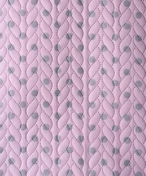κουβερλί-μονό-σετ-160×220-πουά-dot-pink