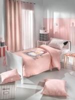 παπλωματοθηκη-παιδικη-160×220-saint-clair-shaggy-pink