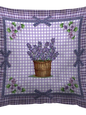 Μαξιλάρι διακοσμητικό 45x45 Στόφα Ισπανίας Herbal B