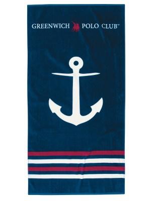 Πετσέτα θαλάσσης 80x160 Greenwich Polo Club 3515