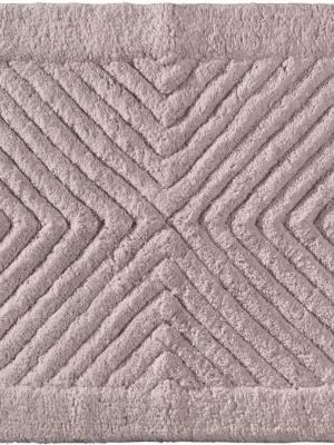 Πατάκι Μπάνιου 55x85 Pink Guy Laroche Mozaik Pudra
