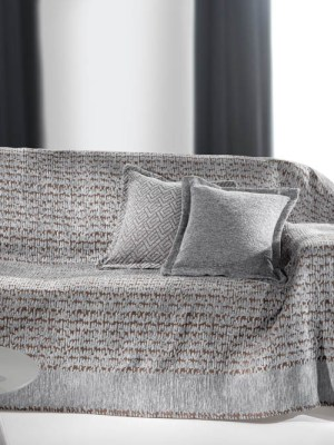 Ριχτάρια Καναπέ Guy Laroche Iconic Grey