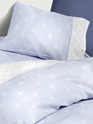 Σεντόνια παιδικά σετ 3 τμχ 165x250 Guy Laroche Heaven Light Blue
