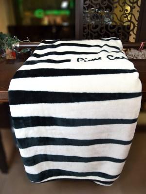Κουβέρτα Ισπανίας Βελούδινη Υπέρδιπλη 220x240 Pierre Cardin Nancy 422