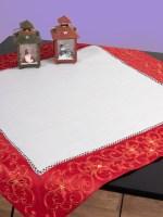 τραπεζομάντηλο-τραπεζαρίας-λινό-σατέν-φάσα-160×300-με-κέντημα -9016-Red