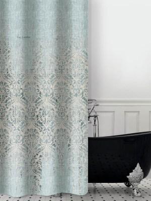 Κουρτίνα Μπάνιου 180x190 GUY LAROCHE Yvonne Ocean