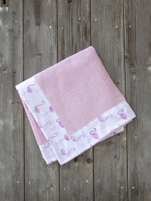 πετσέτα-θαλάσσης-με-φάσα-70×140-nima-flamingo-love-2