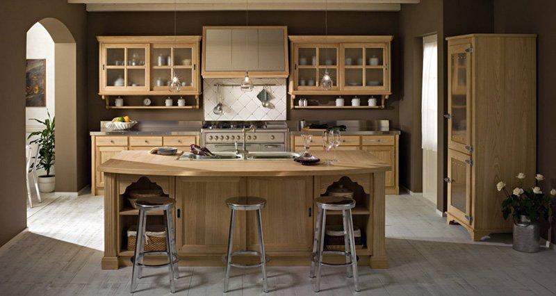 Cucine dal gusto Country in Toscana  Arredamento Casa e