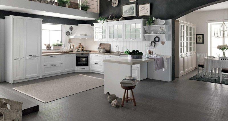 Idee Cucine Classiche 2015  Arredamento Casa e Cucina a