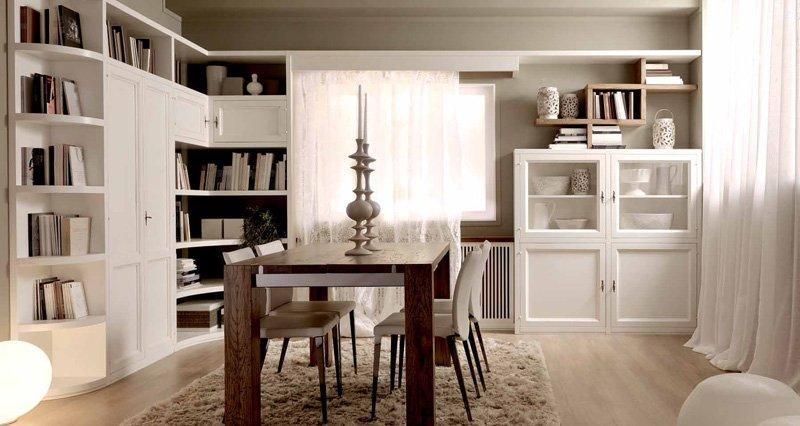 Soggiorno Classico Contemporaneo   Luxury Office Home Design ...