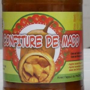 Confiture de Madd pimentée