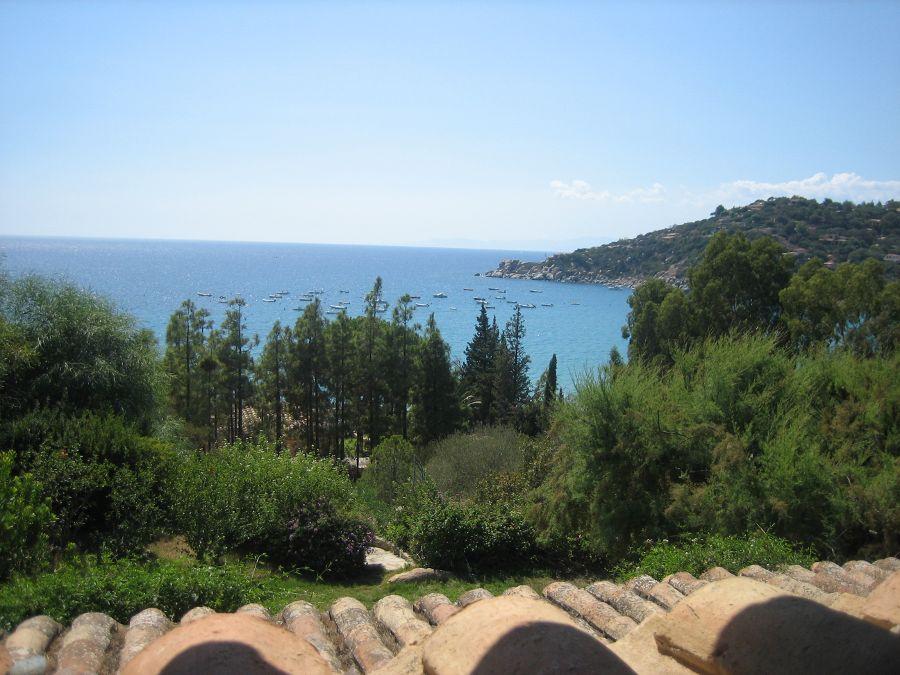 Arrival  Appartement Sardinien