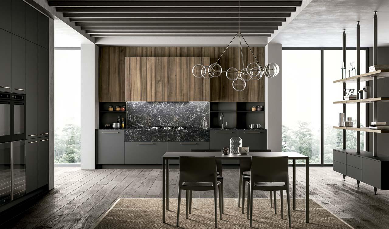 Modern Kitchen Arredo3 Kali Model 2