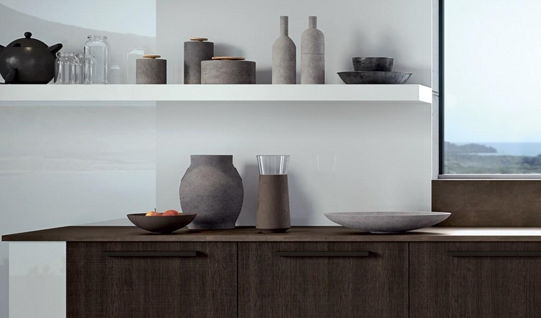 Modern Kitchen Arredo3 Round Model 01 - 02