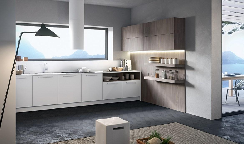 Modern Kitchen Arredo3 Round Model 02 - 02