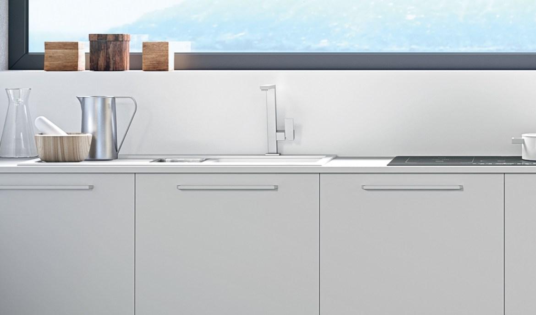 Modern Kitchen Arredo3 Round Model 02 - 03