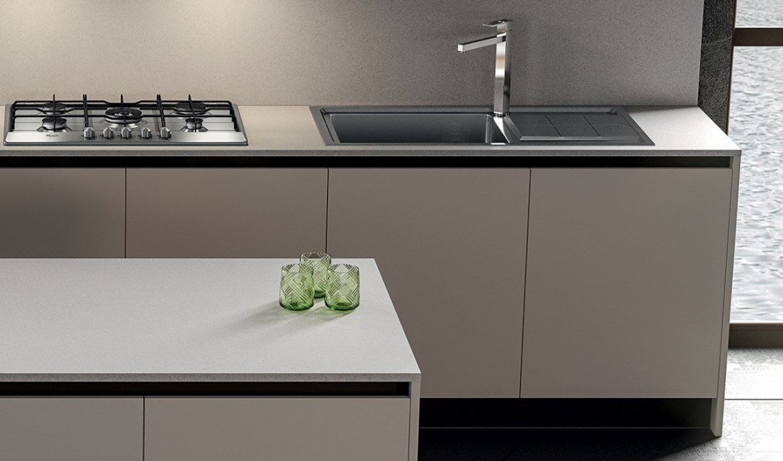 Modern Kitchen Arredo3 Round Model 05 - 03