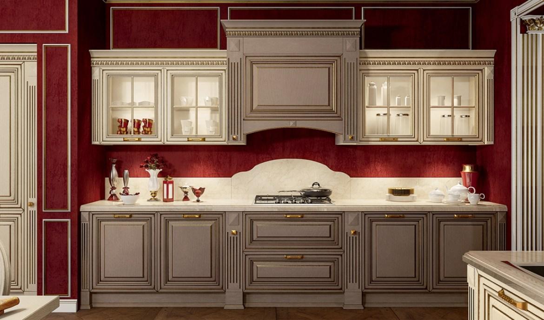 Classic Kitchen Arredo3 Viktoria Model 02 - 03