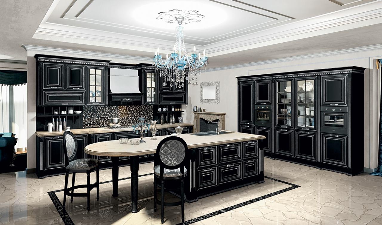 Classic Kitchen Arredo3 Viktoria Model 03