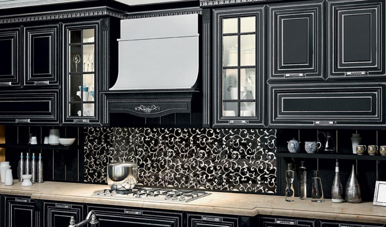 Classic Kitchen Arredo3 Viktoria Model 03 - 02