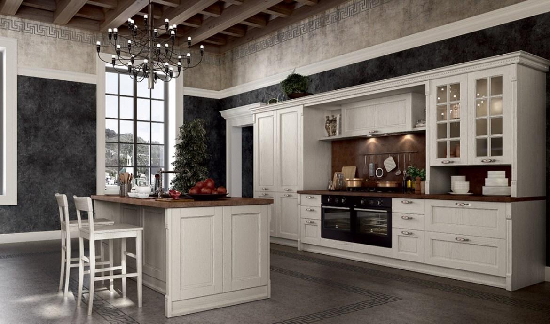 Classic Kitchen Arredo3 Virginia Model 01 - 04