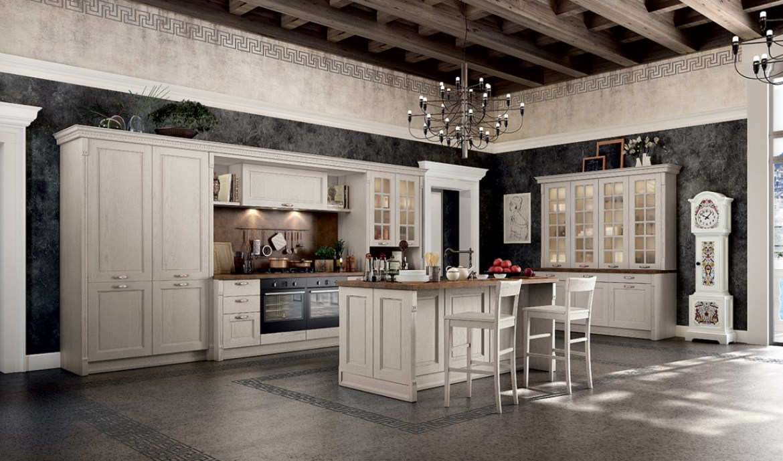 Classic Kitchen Arredo3 Virginia Model 01 - 05